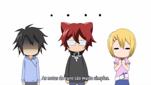 [AkumaGT] Cuticle Detective Inaba - 01